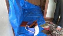 北九州市小倉北区雨漏り応急処置