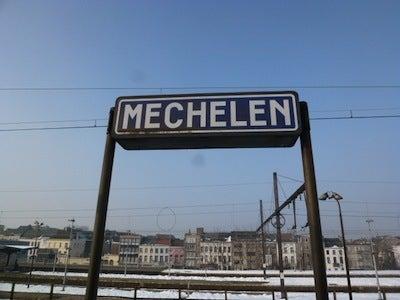 メッヘレン駅