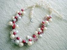 かずかずの婆婆のブログ-ピンクのネックレス