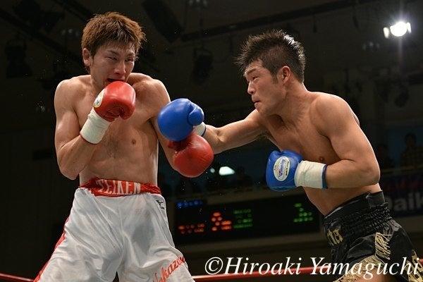 ボクシング・ジーンのブログ4.6 今日の後楽園ホール