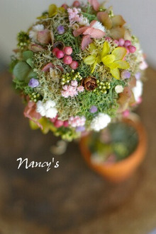 Nancyのお花畑