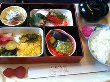 kikusuiのブログ-機内食のイメージ