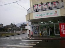 夫婦世界旅行-妻編-駅前スーパー