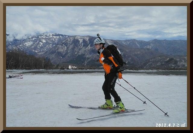ロフトで綴る山と山スキー-0407_1123