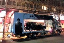 ハマーリムジン ラッピングバス 宣伝、イベント イーグルのブログ-車 宣伝