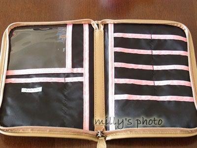 TOCCAの母子手帳ケース☆|ミリィのプチセレブデイズ