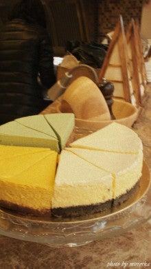 中国大連生活・観光旅行ニュース**-大連天地 チーズケーキ