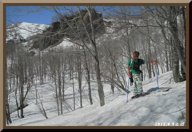 ロフトで綴る山と山スキー-0409_1343