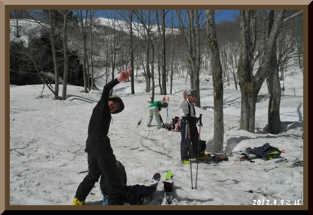 ロフトで綴る山と山スキー-0409_1322
