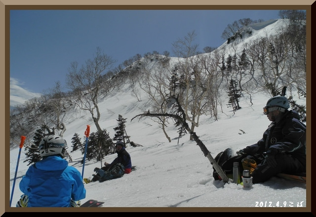 ロフトで綴る山と山スキー-0409_1232