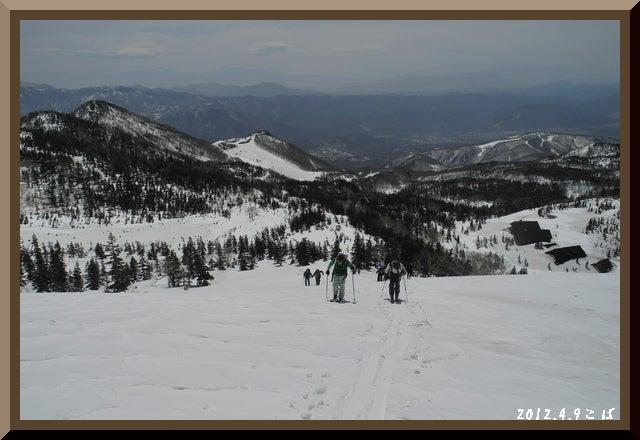 ロフトで綴る山と山スキー-0409_1004
