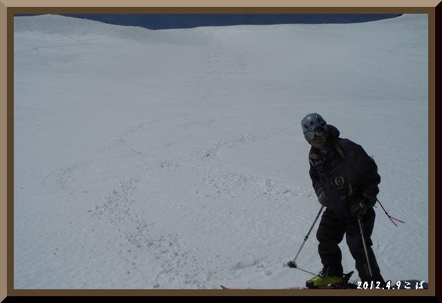 ロフトで綴る山と山スキー-0409_1209
