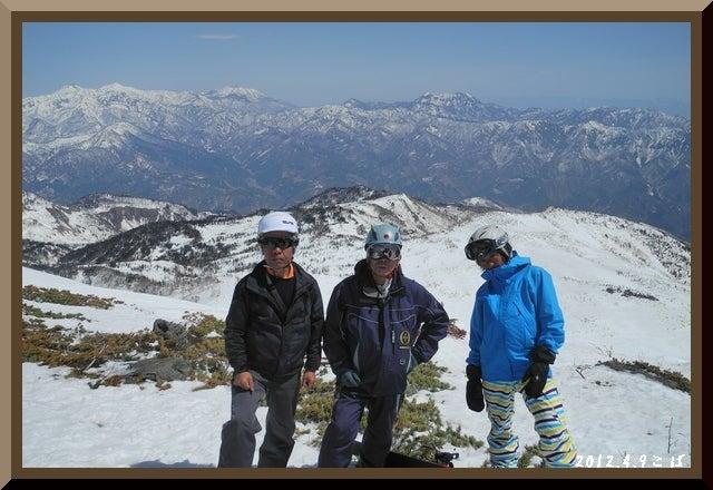 ロフトで綴る山と山スキー-0409_1150