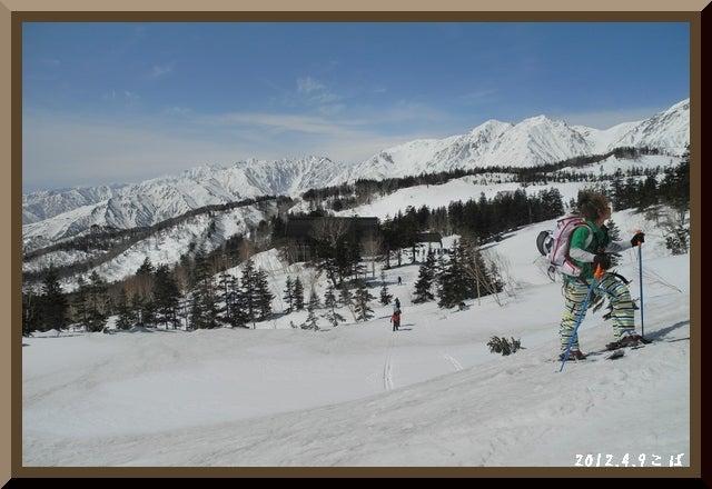 ロフトで綴る山と山スキー-0409_0935