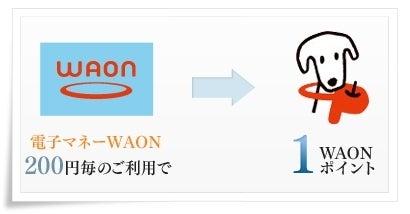 イオンカード(WAON一体型)で貯まるワオンはお得なのか?