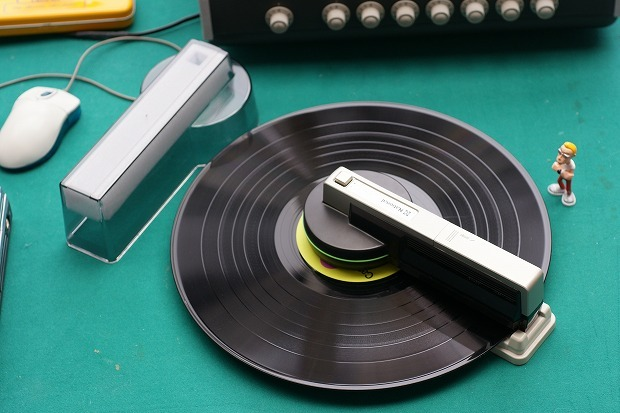 またやっちまった <b>レコードクリーナー</b>!|多趣味・・・徒然