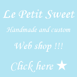 Le Petit Sweet: O pequeno doce-LePetitSweet