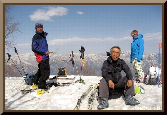 ロフトで綴る山と山スキー-IMG_6507