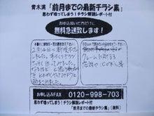 小さなサロンの手書きチラシ集客のブログ