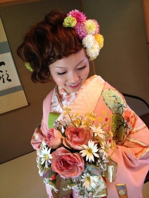 着物 髪型 結婚式 着物 髪型 編み込み : lissagerman.blogspot.com