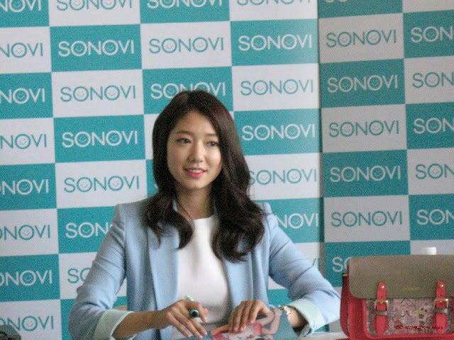 Park Shin Hye(パク・シネ) Japan FanBlog