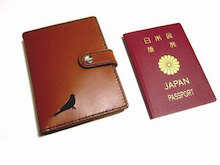 OXIO-CRAFT(オキクラ)の「革雑貨」制作日記-鳥のモチーフ