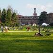 ミラノで見つけた春の…