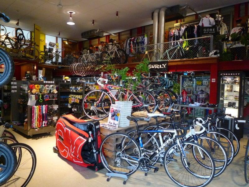 自転車屋&カフェ 「5CAFE|正屋 ...
