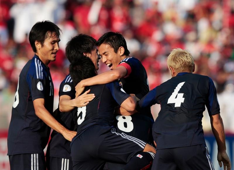 サッカー ワールドカップ アジア最終予選