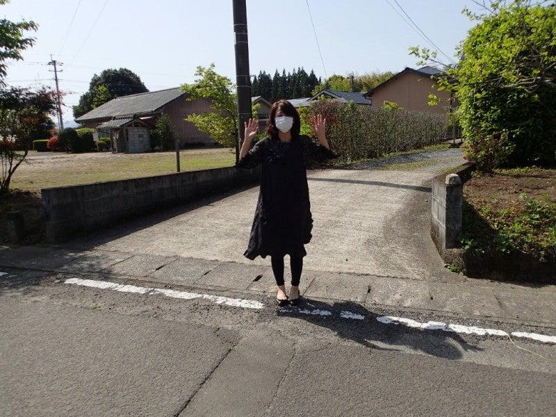 歩き人ふみの徒歩世界旅行 日本・台湾編-えいこさん見送り