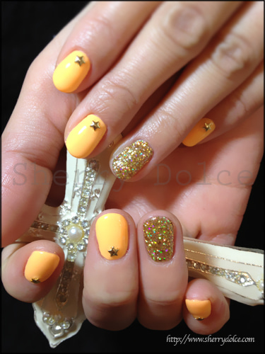 Sherry BLOG-Nail & Happy life-