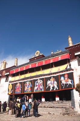 チベット・セラ寺
