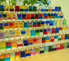 $虹色ふわり☆-オーラソーマボトル