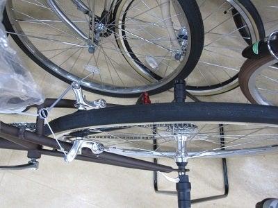 自転車の 自転車ノパンクタイヤ交換 : ... タイヤ交換 バッテリー交換