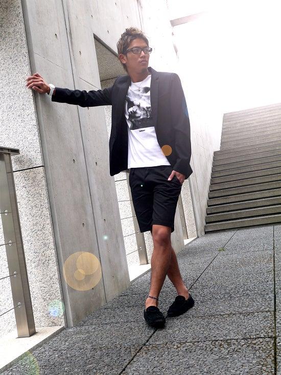 メンズファッション 夏 2014