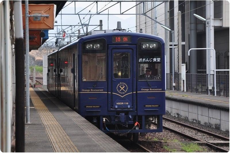 mai×2 no BLOG -おれんじ食堂 川内駅