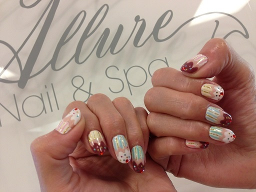Allure Nail & Spa  in Hawaii  スタッフブログ