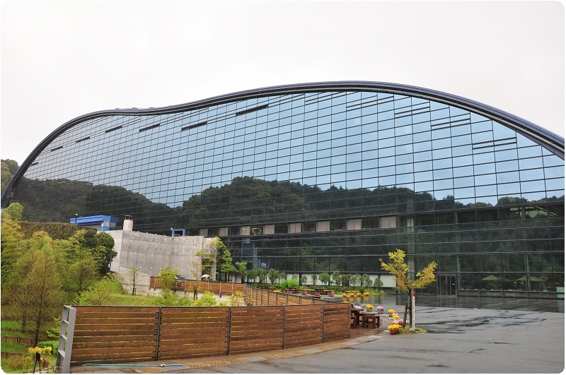 mai×2 no BLOG -九州国立博物館 外観