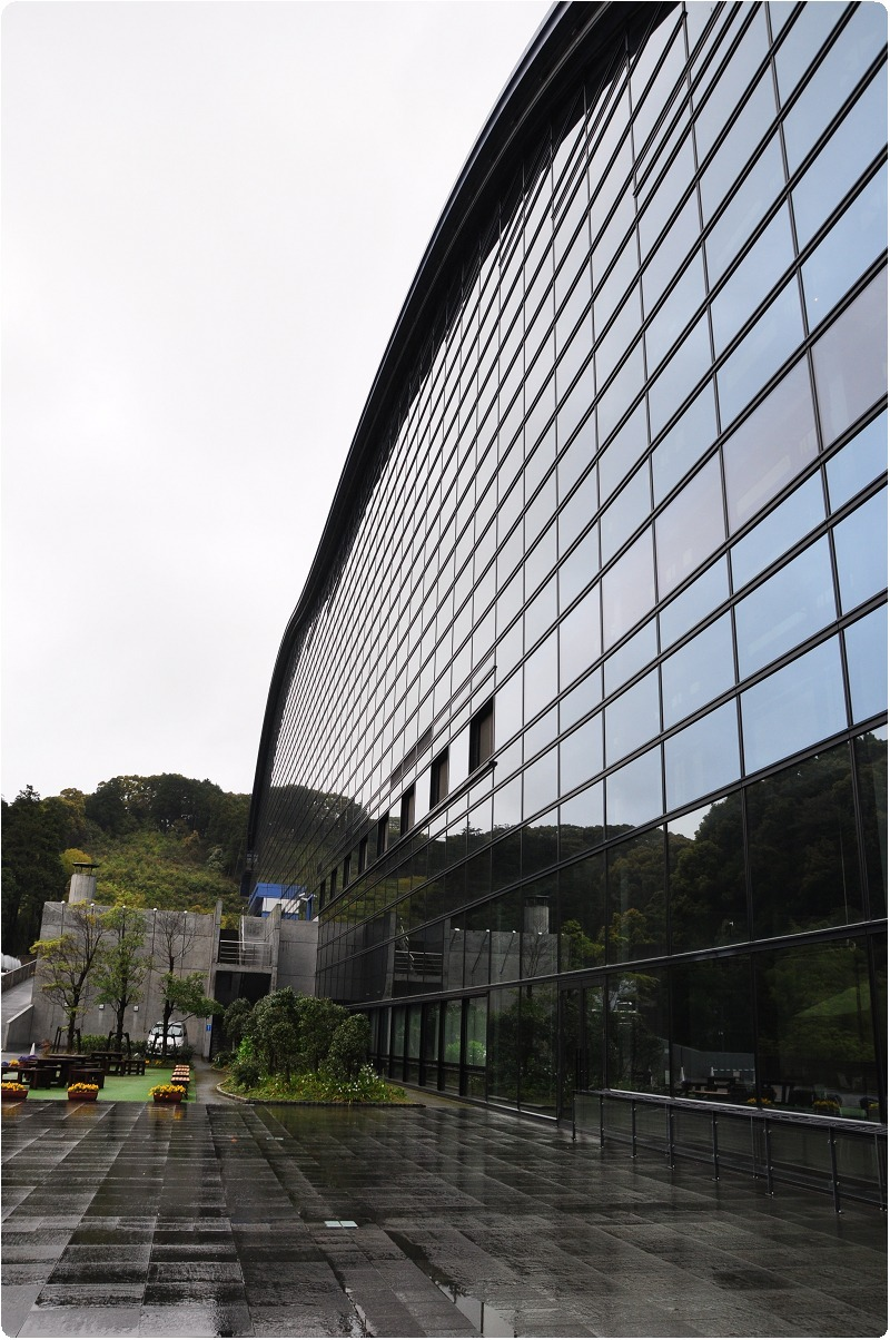 mai×2 no BLOG -九州国立博物館 ガラス