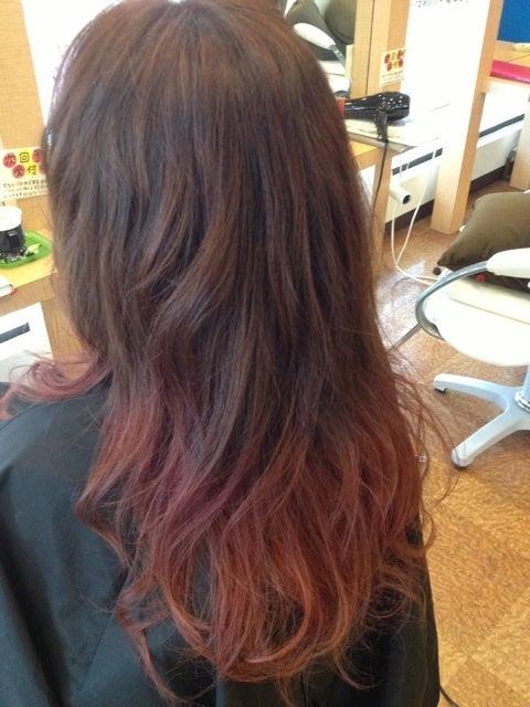 ピンク系グラデーションカラー|beauty mall acty(富山県しゃらくグループ)のブログ