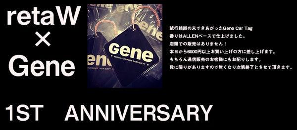 $Gene(ジーン)ムシノシラセ...大阪堀江、ブランドセレクトショップ