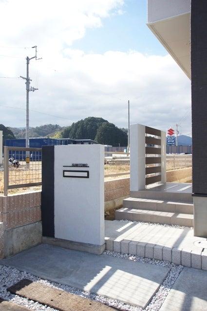 徳島県で家を建てるならサーロジック-モダンエクステリア