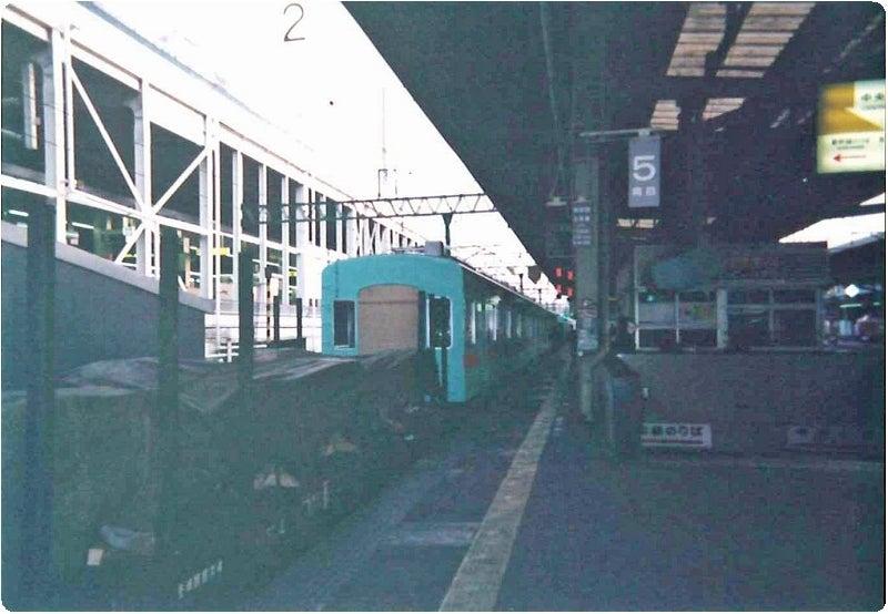mai×2 no BLOG -西鉄電車 甲種輸送 博多駅