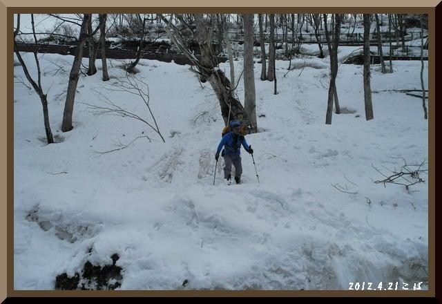 ロフトで綴る山と山スキー-0421_1516