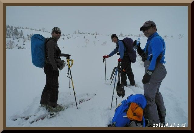 ロフトで綴る山と山スキー-0421_0959