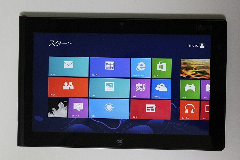 特選街情報 NX-Station Blog-ThinkPad Tablet2