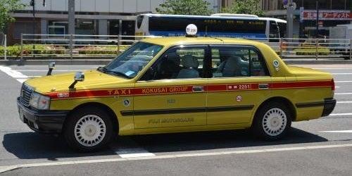 タクシーに魅せられてkm クラウンセダンコメント