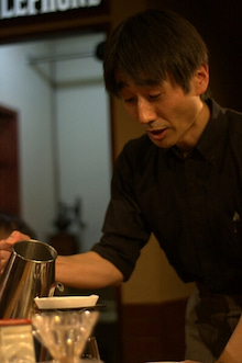 BUNNA BUNNA 「コーヒーセレモニー」-松田130423