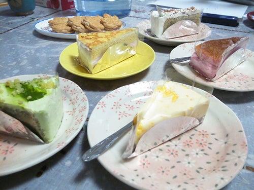 $国内航空券【チケットカフェ】社長のあれこれ-ケーキ