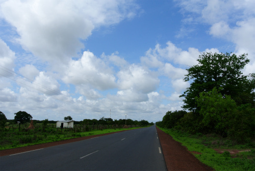 "Road To World Trip ""自転車""世界一周踏闘記-001"